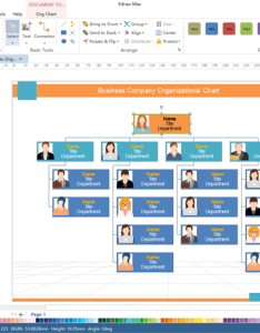 Free org chart creator edraw max also hotel organizational  introduction and sample charting rh orgcharting