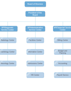 Hospital org chart examples also charting rh orgcharting