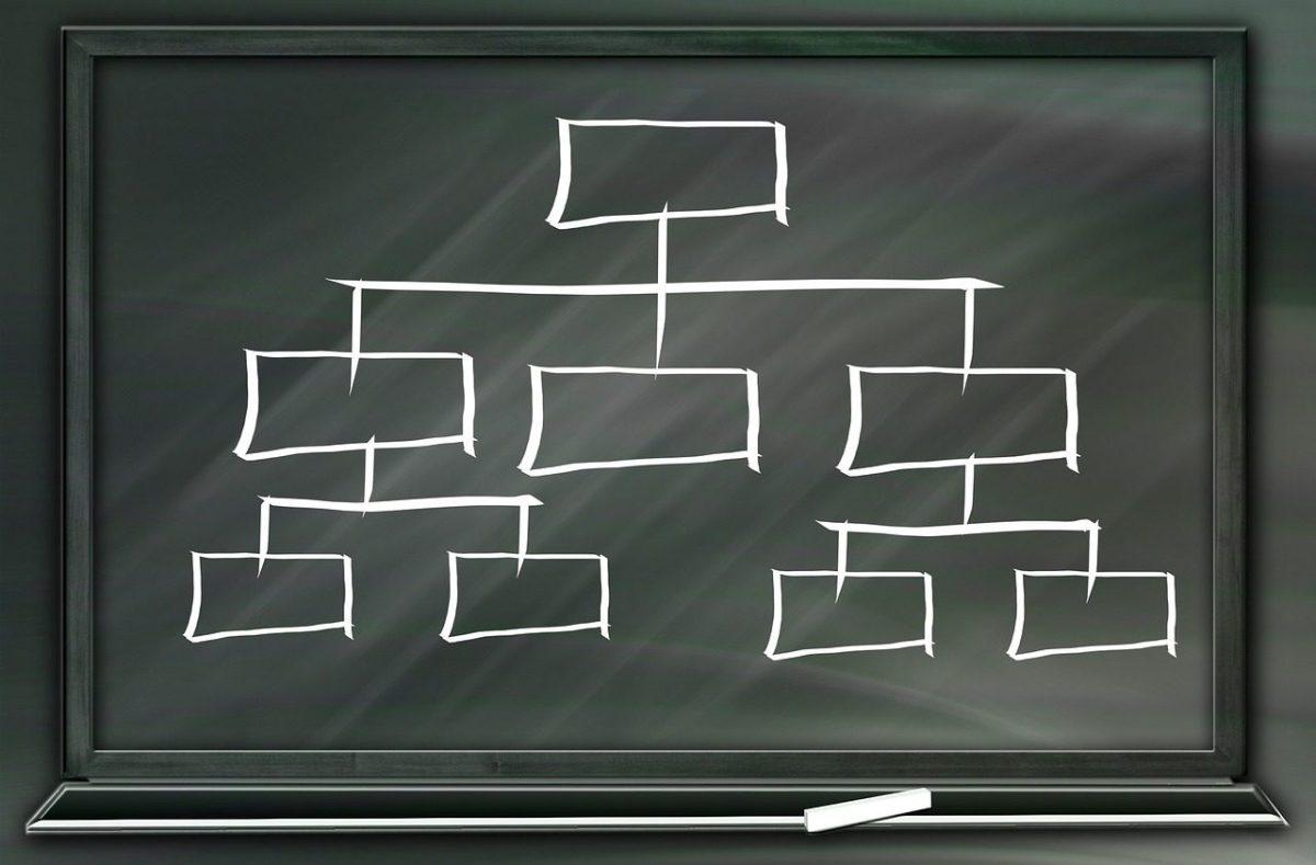 Chart Board Org Chart