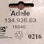 Adele, nicht mehr singen, bitte!