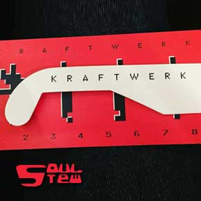 Kraftwerk: Vorsprunk by Technique