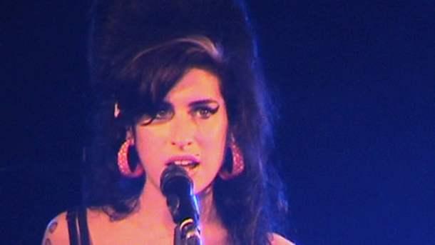 Amy Winehouse in der Kalkscheune. 24.1. 2007