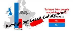 Brexit, NHS, das böse Facebook.