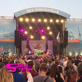 Dockville 2018: Von Zeitreisen, Kunst und Modestrecken