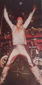 Gary Glitter 2 Drummers
