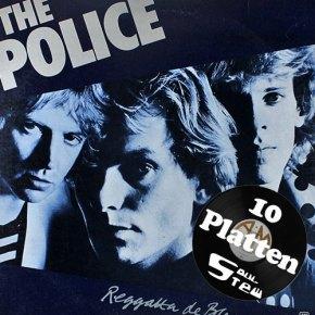 Zehn Platten Vol. 4: The Police Reggatta de Blanc