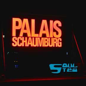 Palais Schaumburg: Hindemith und Schwitters To A Disco Beat