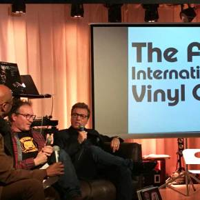 The First International Vinyl Club: The First Cut Is The Deepest