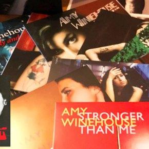 Wie ich Amy Winehouse auf Vinyl Single brachte