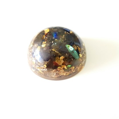 mini dome orgonite