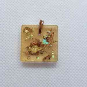 Fourth Generation Pendant #10 | Orgonite Power