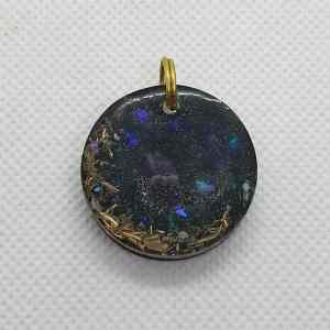 The StarGazer Morphing Mood Orgonite Pendant #1