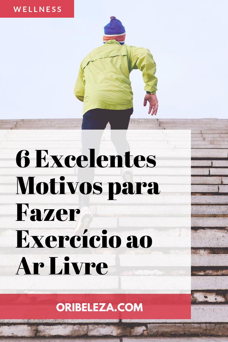 Exercício Ar Livre Pinterest share