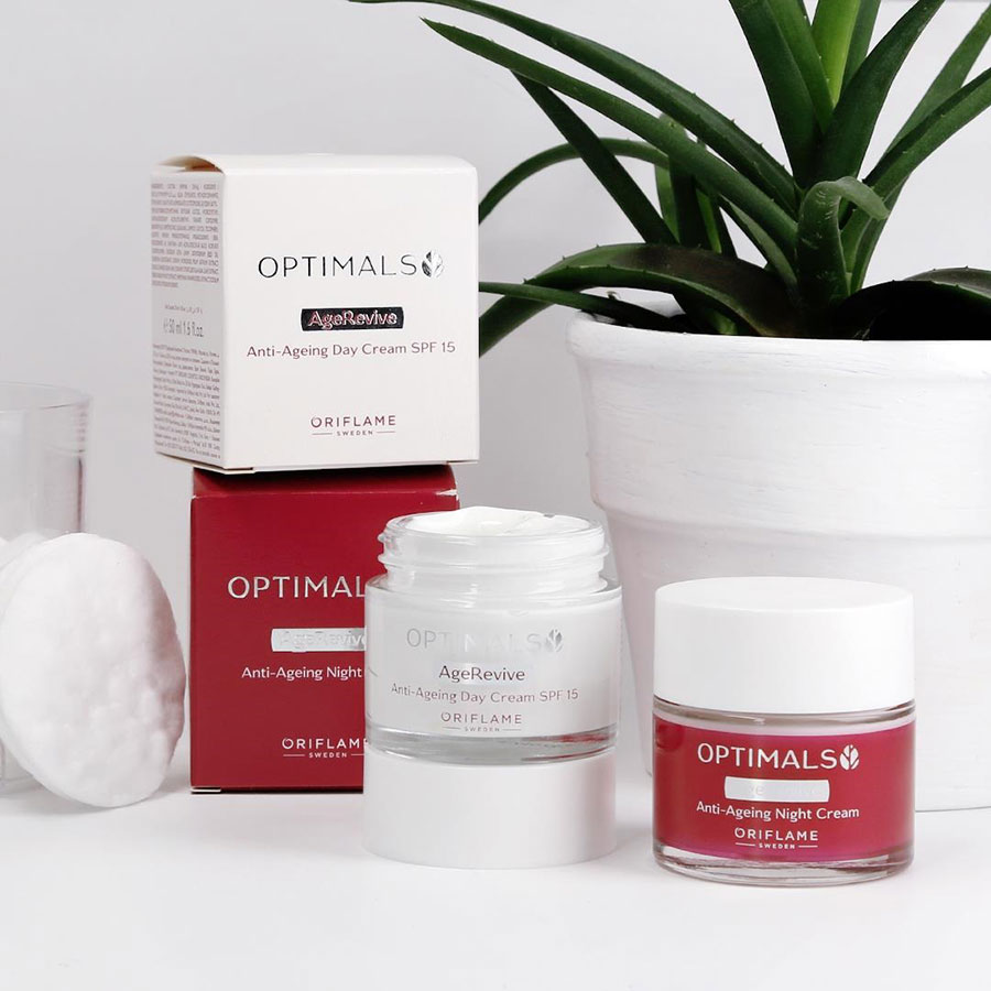 Age Revive Optimals