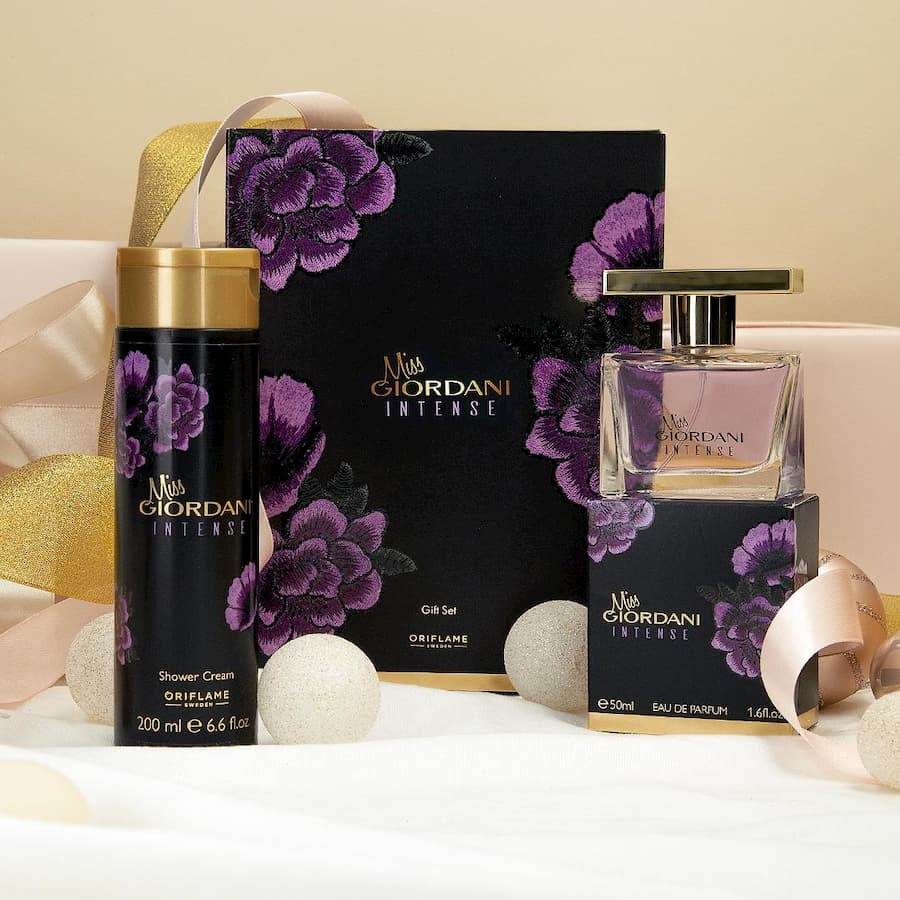 Coffret Miss Giordani Gold Intense