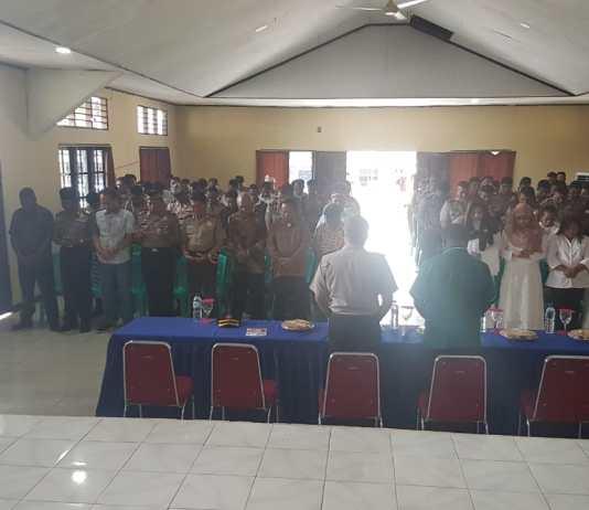 Polres Sorong Selatan Gelar Doa Lintas Agama