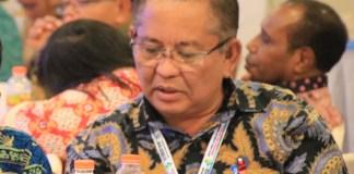 Kepala Dinas Kesehatan Kabupaten Manokwari, dr. Alfred Bandaso