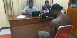 Niat Perkosa SL di Intaimelyan Arso, RT Akhirnya Diamankan Warga