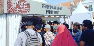 Festival Kopi Nusantara 2019: BI Papua Barat Hadirkan Kopi Pegunungan Arfak