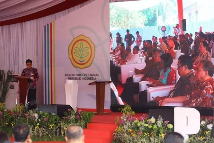 Menteri Pertanian Harap Output Politeknik Pembangunan Pertanian Bertaraf Internasional