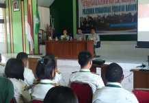 Bekali Penanaman Jiwa Kepemimpinan Bagi Mahasiswa, Polbangtan Manokwari Gelar LDK