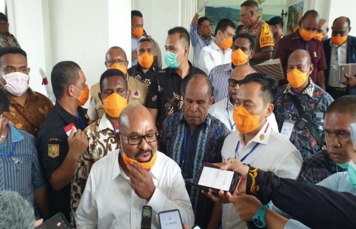 Gubernur Papua, Lukas Enembe. Foto: papua.go.id