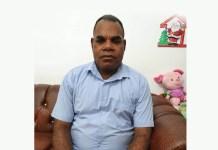 Wakil Ketua I DPRD Kabupaten Mamberamo Raya, Elias Basutey, S.Pd