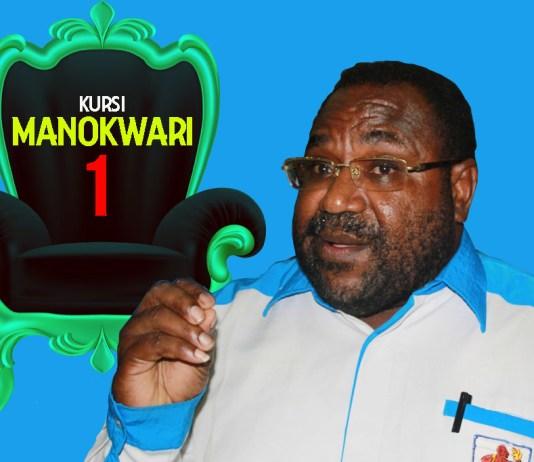 Bakal Calon Bupati Manokwari periode 2020-2025, Sius Dowansiba