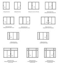 Aluminum Sliding Patio Doors  ORIDOW