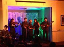 Clann O'Connor concert 2016