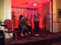 Diane Cannon, Bláithín McCann & Róisín White songs Concert 2016