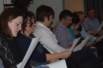 Éigse Oirialla - 2016 Oriel song workshop