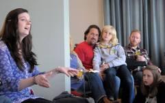Seoladh CD Gráinne Holland & Brian Harten & Family 2016