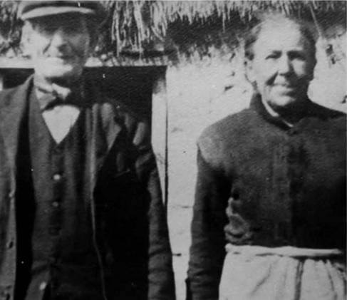 Thomas (The Feather) McCrink and wife Bridget (McAleavey), Carrickbroad