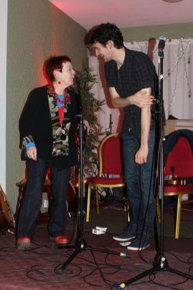 Tríona Ní Dhomhnaill & Dónal McCague