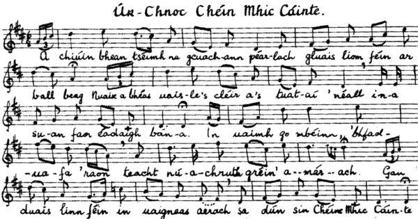 Ur-Chnoc Chein Mhic Cainte