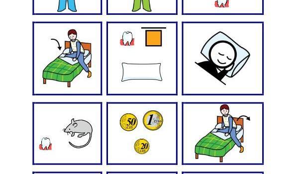 cuentos pictogramas ratoncito perez