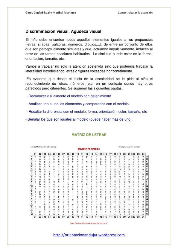 PAUTAS Y ACTIVIDADES PARA TRABAJAR LA ATENCION_11