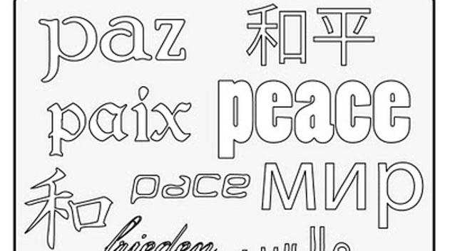 Los Idiomas De La Paz Por Orientación Andújar Orientacion Andujar
