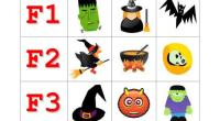 Nuevas actividades para trabajar la atención en esta ocasión los hemos denominados cruzados de Halloween en ellos nuestros alumnos tienen que señalar la FILA y la COLUMNA donde esta la […]