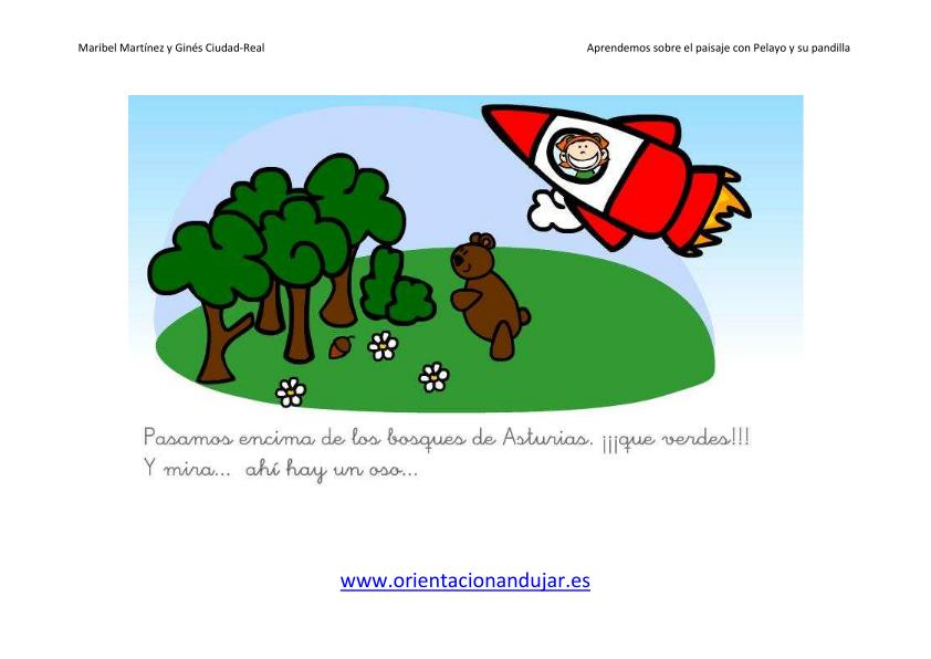 Unidades didácticas ideales para infantil y primaria el paisaje los bosques