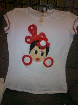 taller de manualidades camiseta feria 1