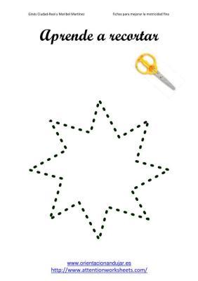 Aprende a recortar figuras con lineas rectas imegen 5
