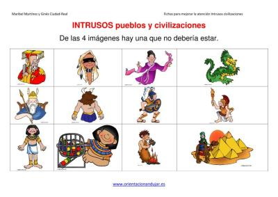 INTRUSOS CIVILIZACIONES IMAGENES_1