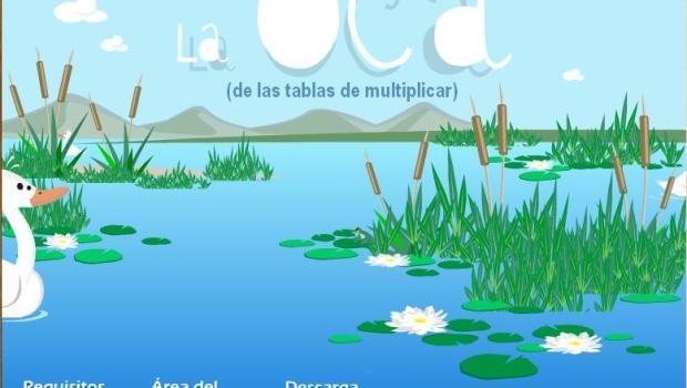 TABLAS DE MULTIPLICAR PRIMER CICLO