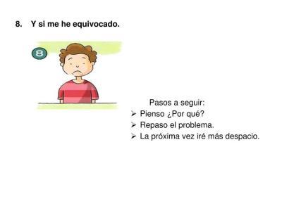 Entrenamiento en autoinstrucciones de problemas primaria