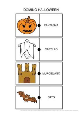 Domino_Halloween_Pictograma_Pictograma_Fichas_grandes imagen