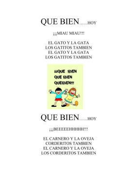 EL SONIDO DE LOS ANIMALES LA GRANJA CANCION INFANTIL IMAGEN_5