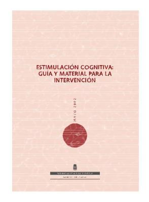 Estimulacion cognitiva Guía y material para la intervención imagen