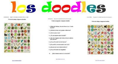 Programa de entrenamiento instrucciones escritas Los doodle NIVEL avanzado imagen destacada